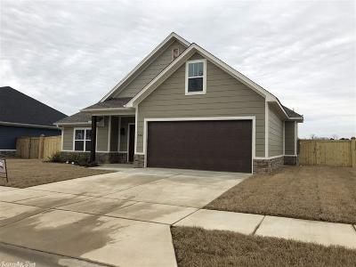 Alexander Single Family Home For Sale: 4321 Sloan Drive