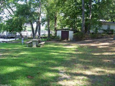 Garland County Residential Lots & Land For Sale: Muskogee #LAKE TAH