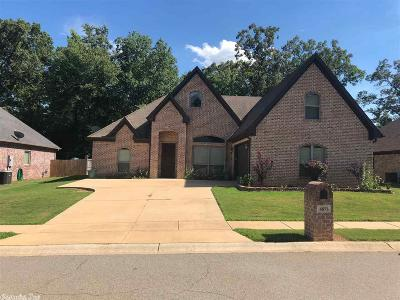 Alexander Single Family Home Price Change: 6873 Grace Village Drive