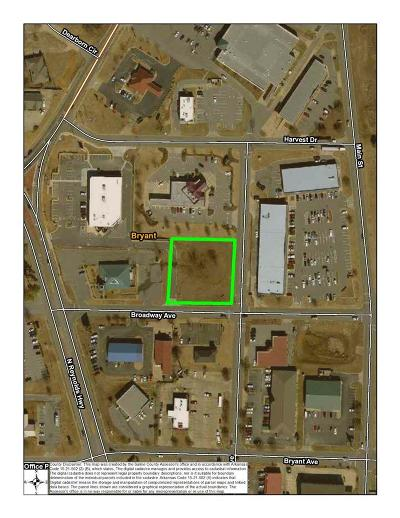 Bryant Residential Lots & Land For Sale: Corner Of Horizon And Broadway