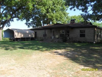 Polk County Single Family Home Take Backups: 387 Polk Road 664