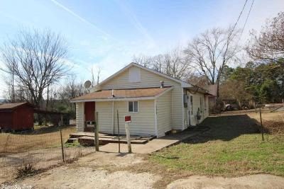 Ola Single Family Home For Sale: 406 E Hill Street
