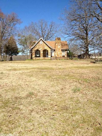Little Rock Single Family Home Under Contract: 23600 Colonel Glenn