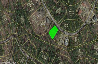 Hot Springs Village Residential Lots & Land For Sale: 98 Medina Way
