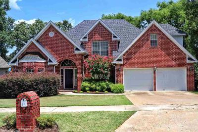 Little Rock Single Family Home Take Backups: 18 Berney Way Drive