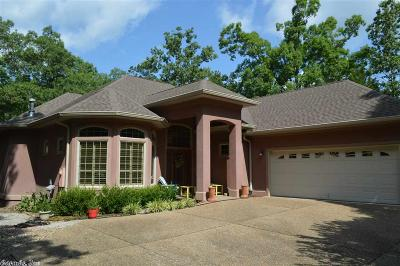 Garland County Single Family Home For Sale: 2 Aventura Trace