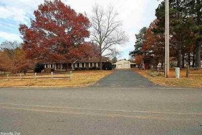 Garland County, Hot Spring County Single Family Home For Sale: 205 Thunder Road