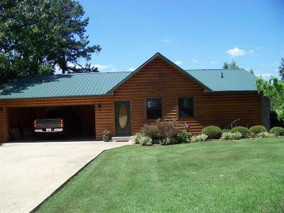 Garland County Single Family Home For Sale: 120 Redmond Lane