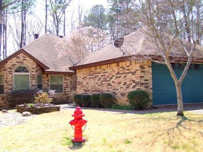 Fairfield Bay Single Family Home For Sale: 124 Fair Oaks