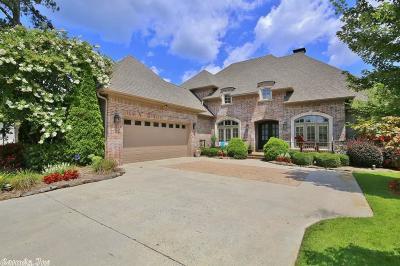 Little Rock Single Family Home For Sale: 52 Hallen Court