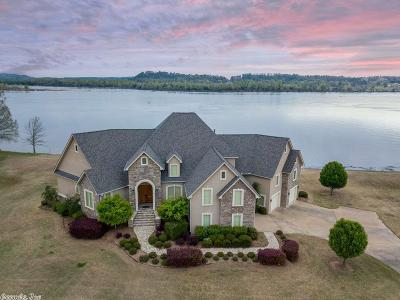 Little Rock Single Family Home For Sale: 12600 County Farm Road