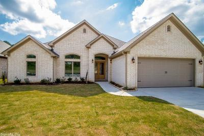 Bryant Single Family Home For Sale: 24 Hurricane Gardens Drive
