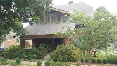 Single Family Home For Sale: 310 W Daisy Bates Drive