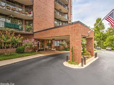 Little Rock Condo/Townhouse For Sale: 1 Treetops Lane #804