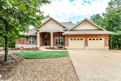 Hot Springs Village, Hot Springs Vill. Single Family Home For Sale: 51 Largo Drive