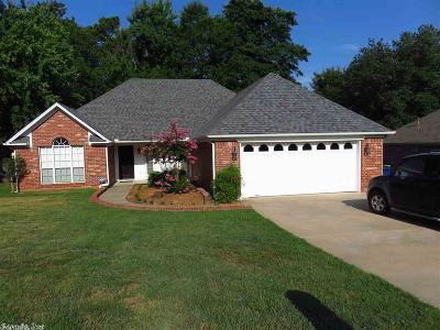 Maumelle Single Family Home For Sale: 161 Deauville Drive