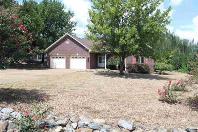 Hot Springs Single Family Home For Sale: 2810 Marion Anderson Road