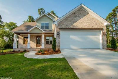 Little Rock Single Family Home For Sale: 31 Waterside Drive