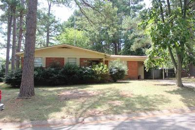 Saline County Single Family Home For Sale: 602 Newcomb Drive