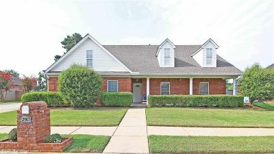 Benton Single Family Home Take Backups: 2915 Turnberry Drive
