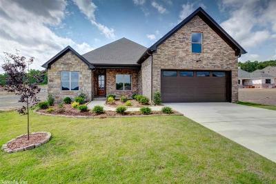 Little Rock Single Family Home For Sale: 109 Belles Fleurs