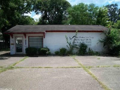 Little Rock Commercial For Sale: 2505 W 12th