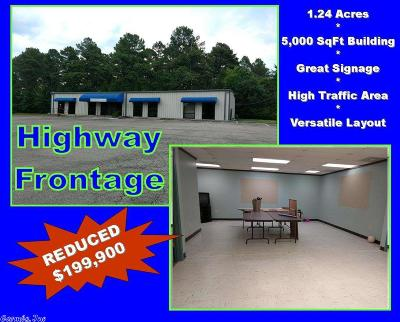 Morrilton Single Family Home For Sale: 1300 Hwy 9 South Highway