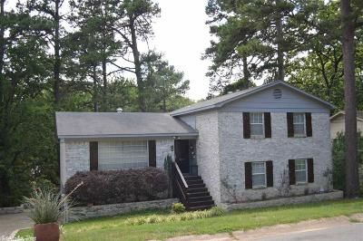 Little Rock Single Family Home For Sale: 18 Evergreen Court