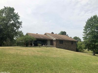 Pearcy Single Family Home For Sale: 107 Celeste Drive