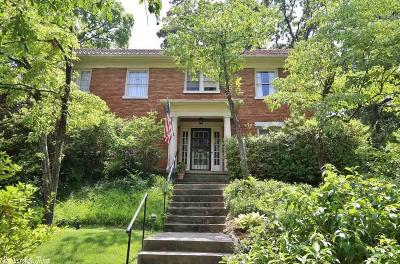 Little Rock Single Family Home For Sale: 334 Midland Street
