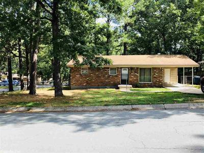 Little Rock AR Single Family Home For Sale: $69,000