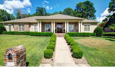 Little Rock Single Family Home For Sale: 9 Adkins Court