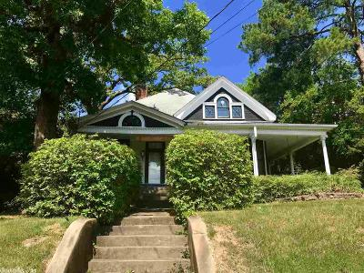 Garland County Single Family Home New Listing: 138 Parkhill