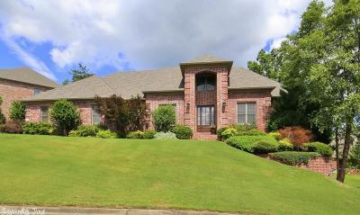 Little Rock Single Family Home For Sale: 102 Sezanne Court