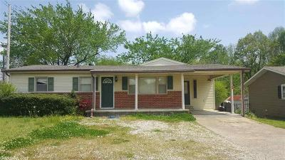 Paragould AR Single Family Home Back On Market: $115,000