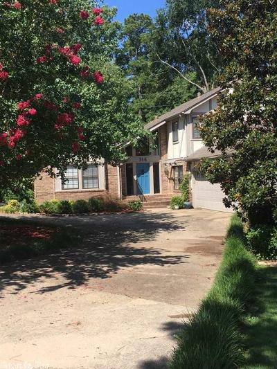 Garland County Single Family Home For Sale: 314 Leigh Circle