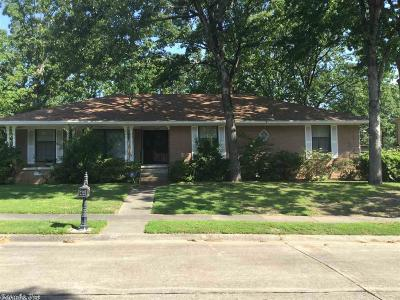 North Little Rock Single Family Home For Sale: 4001 Mount Vernon Drive