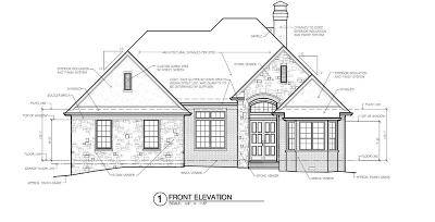 Hot Springs Single Family Home New Listing: 162 Gardens Gate Circle #Lot 38 B