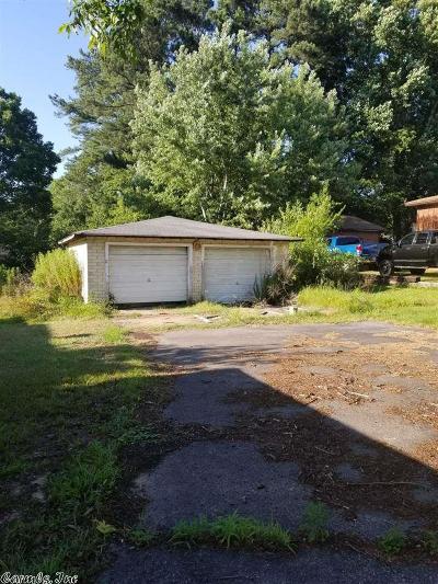 Malvern AR Single Family Home For Sale: $33,900