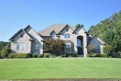 Little Rock Single Family Home For Sale: 47 Maisons Dr