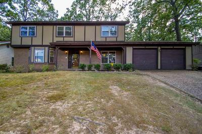 North Little Rock Single Family Home For Sale: 1512 Northline Drive