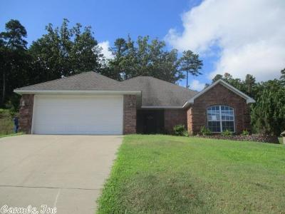 Maumelle Single Family Home Under Contract: 121 Harmony Loop