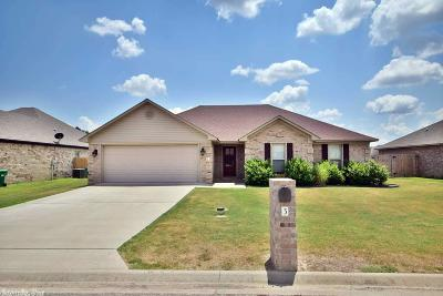 Greenbrier Single Family Home For Sale: 3 Turquoise Cove