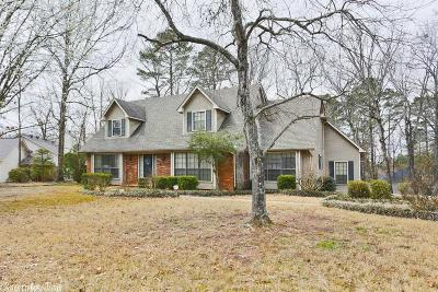 Little Rock Single Family Home For Sale: 19618 Hunters Woods