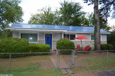 Garland County Single Family Home New Listing: 101 Hood Place