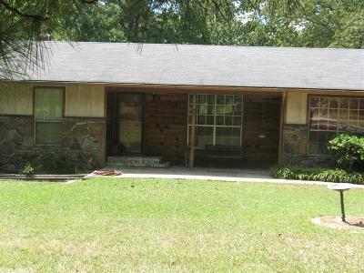Benton Single Family Home For Sale: 1200 Webb Road
