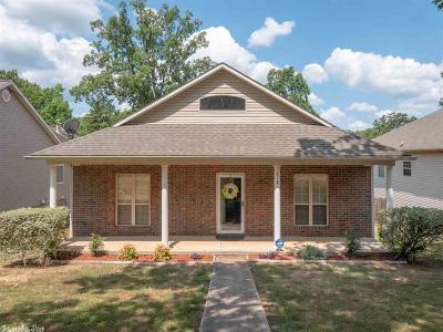 Little Rock Single Family Home For Sale: 618 Atkins Road
