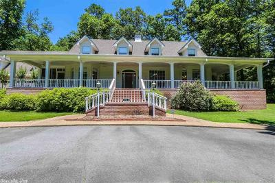 Little Rock Single Family Home For Sale: 2918 Walnut Grove Road