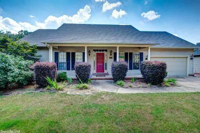 Little Rock Single Family Home New Listing: 2215 Westport Loop