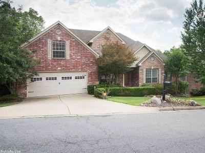 Little Rock Single Family Home New Listing: 11 Challain Cove